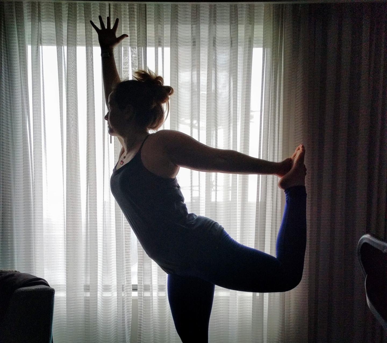 Abby Bassett\'s Yoga Resume | Yoga For Normal People